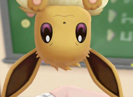 Pokèmon Let's GO, Eevee & Pikachu: pubblicato un nuovo screenshots sui titoli