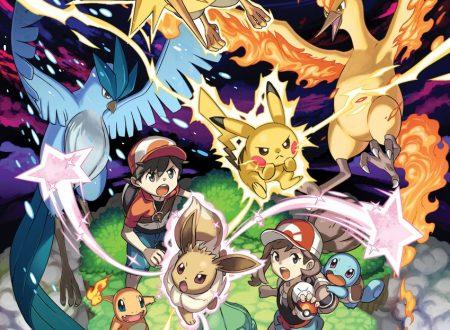 Pokemon Let's Go Pikachu e Eevee: pubblicati due nuovi trailer sui leggendari e sul trasferimento da Pokèmon GO