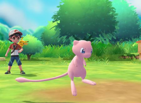 Pokemon Let's Go Pikachu e Eevee: pubblicato un video con Mew dallo show Pokènchi