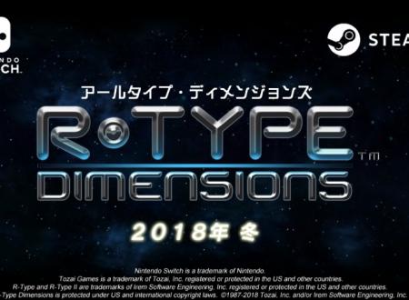 R-Type Dimensions: il titolo è ufficialmente in arrivo su Nintendo Switch