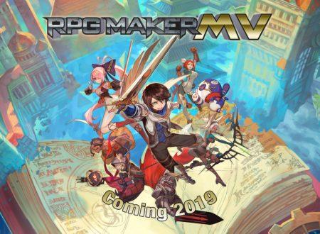 RPG Maker MV: il titolo è in arrivo il 26 febbraio 2019 sui Nintendo Switch europei