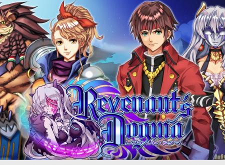 Revenant Dogma: il titolo è in arrivo il 4 ottobre sull'eShop di Nintendo Switch