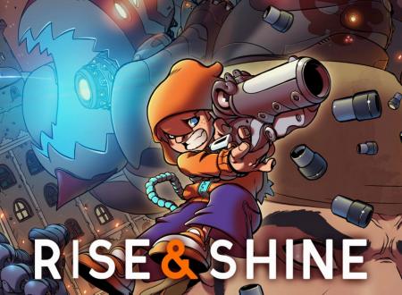 Rise & Shine: il titolo è in arrivo il 27 ottobre sui Nintendo Switch europei