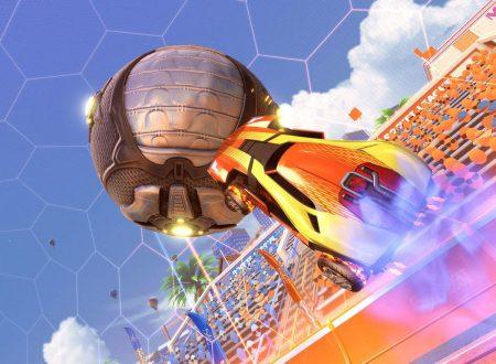 Rocket League: il titolo aggiornato alla versione 1.1.1 sui Nintendo Switch europei