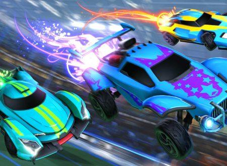Rocket League: il titolo aggiornato alla versione 1.1.2 sui Nintendo Switch europei