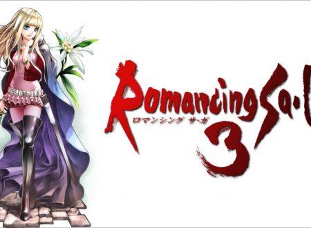 Romancing SaGa 3: il titolo è ufficialmente in arrivo su Nintendo Switch