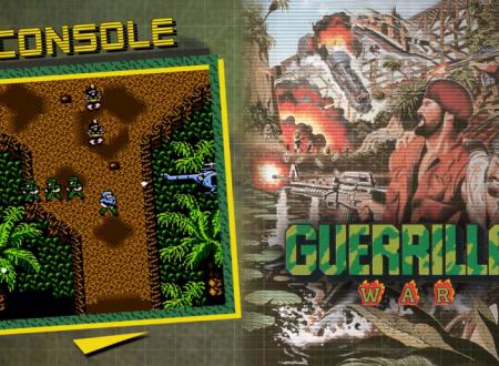 SNK 40th Anniversary Collection: pubblicato un nuovo trailer dedicato a Guerrilla War eP.O.W.