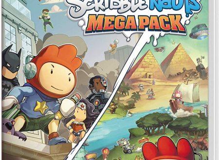 Scribblenauts Mega Pack: mostrata la boxart del titolo da Amazon Canada