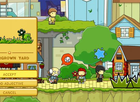 Scribblenauts Mega Pack: pubblicati i primi screenshots della collection