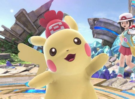 Super Smash Bros. Ultimate: novità del 21 settembre, Pikachu, il topo elettrico