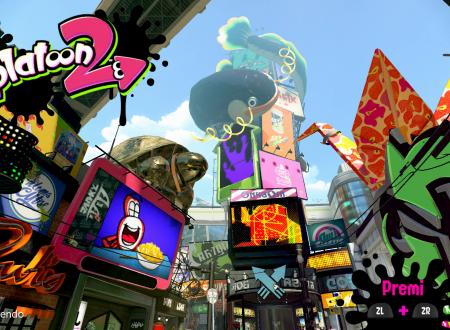 Splatoon 2: ora disponibile la versione 4.0.0 sui Nintendo Switch europei