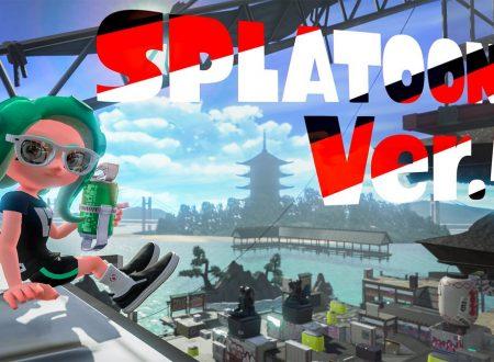 Splatoon 2: rivelata la versione 4.0 nel Nintendo Direct, presto in arrivo