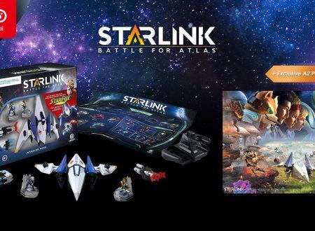Starlink: Battle for Atlas: il titolo in preorder sul Nintendo UK Store con un poster esclusivo, nuovo trailer sulla storia