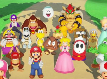 Super Mario Party: il titolo non supporterà la modalità portatile con i Joy-con attaccati alla console