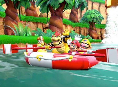 Super Mario Party: pubblicato un nuovo video gameplay giapponese da Nintendo