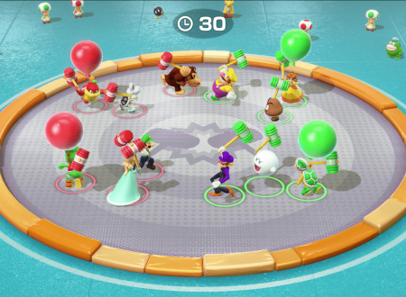 Super Mario Party: pubblicato un video gameplay di 15 minuti sul titolo