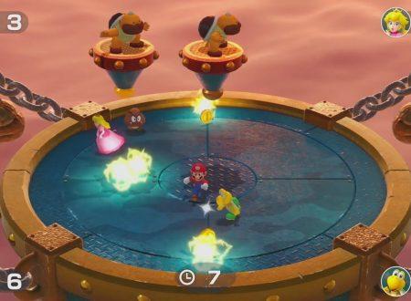 Super Mario Party: un video ci mostra tutti gli 80 minigiochi presenti nel titolo
