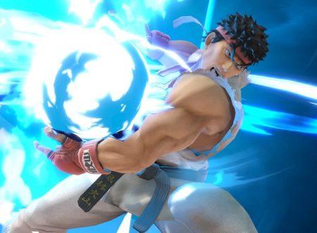 Super Smash Bros. Ultimate: novità del 13 settembre, Ryu e i suoi Hadoken e Shoryuken