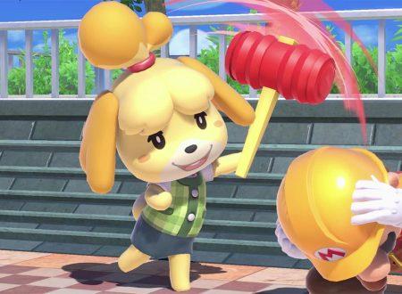 Super Smash Bros. Ultimate: novità del 17 settembre, Fuffi, l'assistente da Animal Crossing: New Leaf