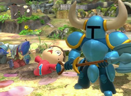 Super Smash Bros. Ultimate: novità del 18 settembre, Shovel Knight, l'assistente Cavaliere Pala
