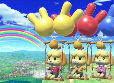 Super Smash Bros. Ultimate: novità del 19 settembre, il Title Theme di Animal Crossing: Happy Home Designer