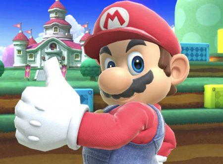 """Super Smash Bros. Ultimate: novità del 5 settembre, aggiunto """"Fortress Boss"""", il brano presente in Super Mario Bros. 3"""