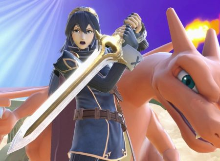 Super Smash Bros. Ultimate: novità del 25 settembre, Lucina, la principessa preveggente, eco di Marth