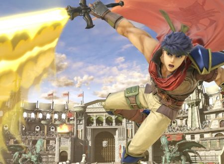 Super Smash Bros. Ultimate: novità del 3 settembre, Ike, il temibile spadaccino di Fire Emblem: Path of Radiance e Radiant Dawn.