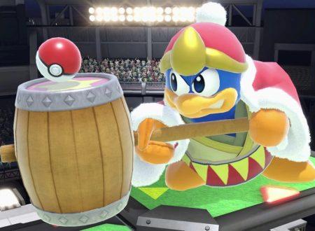 Super Smash Bros. Ultimate: novità del 4 settembre, King Dedede, il re trollone torna in azione