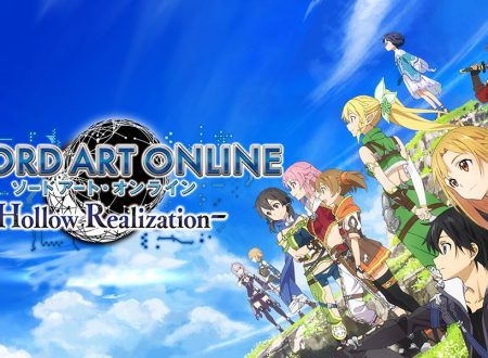 Sword Art Online: Hollow Realization e Sword Art Online: Fatal Bullet arriveranno in Occidente