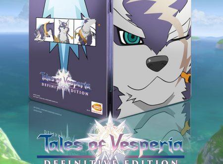 Tales of Vesperia: Definitive Edition, il titolo è in arrivo l'11 gennaio 2019 sui Nintendo Switch europei