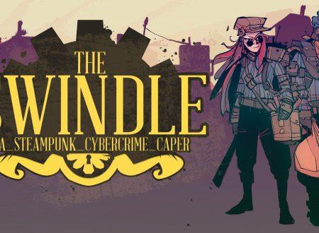 The Swindle: il titolo è in arrivo l'11 ottobre sull'eShop di Nintendo Switch