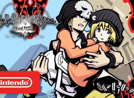 "The World Ends with You: Final Remix, pubblicato il trailer ""Welcome to Shibuya Story"""