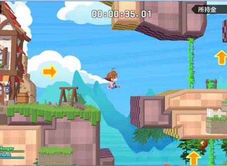 Umihara Kawase Fresh!: pubblicato il primo screenshot del titolo, in arrivo su Nintendo Switch