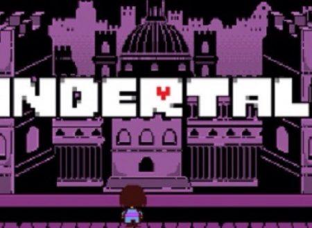 Undertale: il titolo aggiornato alla versione 1.11 sui Nintendo Switch europei