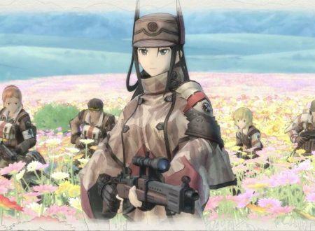 Valkyria Chronicles 4: pubblicato il trailer di lancio del titolo su Nintendo Switch