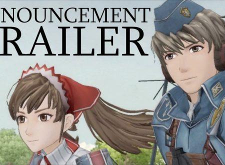 Valkyria Chronicles: pubblicato un nuovo trailer della versione Nintendo Switch