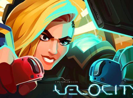 Velocity 2X: il titolo è in arrivo il 20 settembre sull'eShop di Nintendo Switch