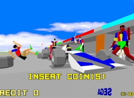 Virtua Racing entrerà a far parte dei titoli della linea SEGA Ages su Nintendo Switch
