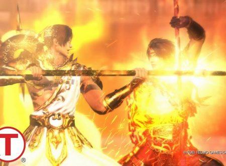 """Warriors Orochi 4: pubblicato un trailer sulla nuova funzionalità """"Deification"""""""