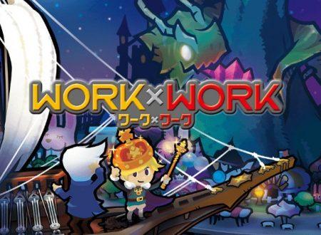 Work x Work: pubblicato un video livestream sull'RPG di FuRyu, in arrivo su Nintendo Switch