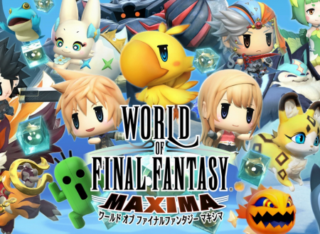 World of Final Fantasy Maxima: pubblicati i primi screenshots della versione Nintendo Switch