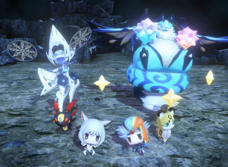 World of Final Fantasy Maxima: pubblicato un nuovo video gameplay sul titolo