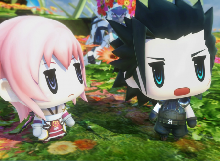 World of Final Fantasy Maxima: pubblicato un nuovo trailer dal Tokyo Game Show 2018