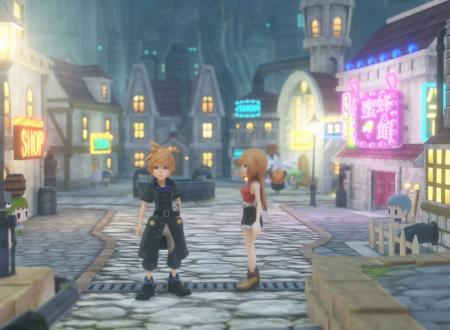 World of Final Fantasy Maxima: il titolo ora in pre-download sui Nintendo Switch giapponesi, rivelato il filesize