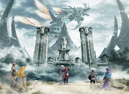 Xenoblade Chronicles 2: il titolo aggiornato alla versione 2.0.0, disponibile il DLC, Torna – The Golden Country