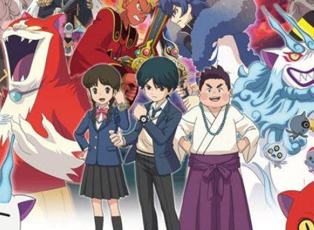Yo-kai Watch 4: pubblicato un video gameplay off-screen dal Tokyo Game Show 2018