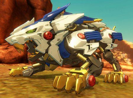 Zoids Wild: King of Blast: il titolo è in arrivo il 28 febbraio sui Nintendo Switch giapponesi