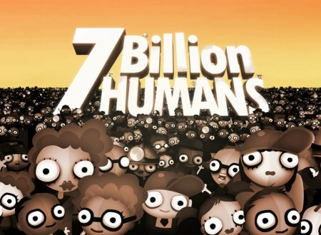 7 Billion Humans: uno sguardo al video dall'eShop di Nintendo Switch