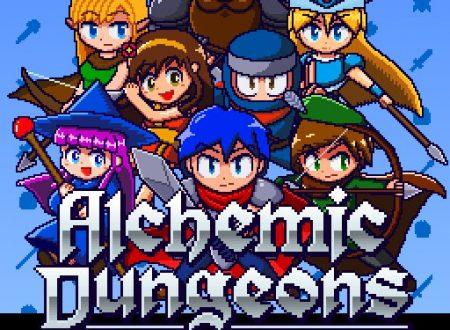 Alchemic Dungeons DX: il titolo è in arrivo sull'eShop di Nintendo Switch